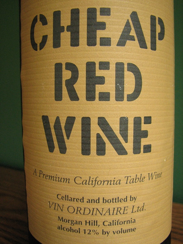 Generic food the firearms forum the buying selling or for Best tasting cheap wine